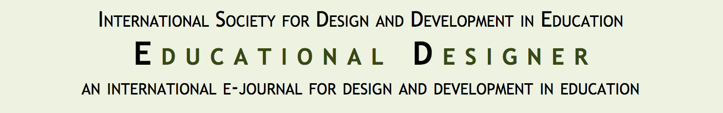 Educational Designer